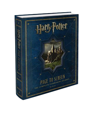Harry Potter: Page to Screen (Hardback)