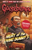 Night Of The Living Dummy III - Goosebumps (Paperback)