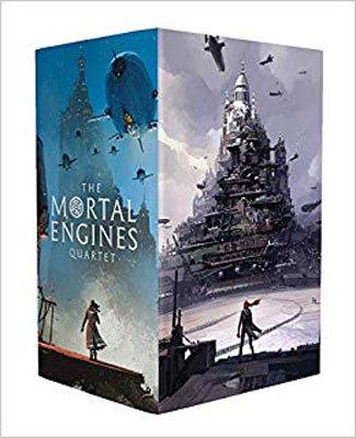 Mortal Engines (Ian McQue boxset x4) - Mortal Engines Quartet (Paperback)