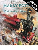Harry Potter and the Philosopher's Stone: Signed by the Illustrator (Hardback)
