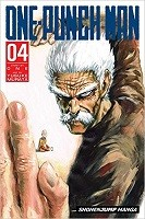 One-Punch Man, Vol. 4 - One-Punch Man 4 (Paperback)