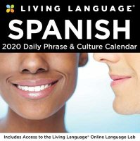 Living Language: Spanish 2020 Day-to-Day Calendar