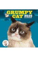 2020 Grumpy Cat Wall Calendar