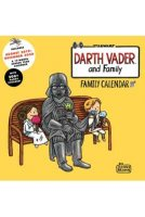 2020 Darth Vader And Family Wall Planner
