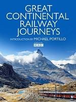 Great Continental Railway Journeys (Hardback)
