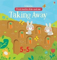 Slide and See Taking Away - First Maths Slide and See (Board book)