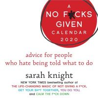 No F*Cks Given Guide 2020 Day-to-Day Calendar
