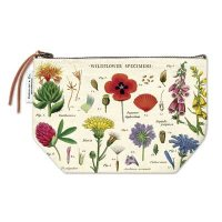 Wildflower Cloth Pouch