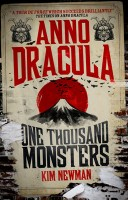 Anno Dracula - One Thousand Monsters (Paperback)