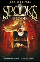 The Spook's Blood: Book 10 - The Wardstone Chronicles (Paperback)