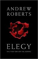 Elegy: The First Day on the Somme (Hardback)