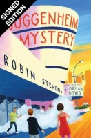 The Guggenheim Mystery - Signed Edition (Hardback)