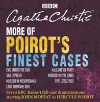 More of Poirot's Finest Cases: Seven full-cast BBC radio dramatisations (CD-Audio)
