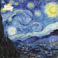 Adult Jigsaw Puzzle Van Gogh: Starry Night