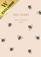 Bumble Bees Pocket Diary 2021