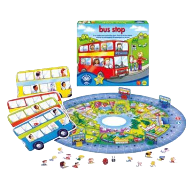 Orchard Cards - Bus Stop