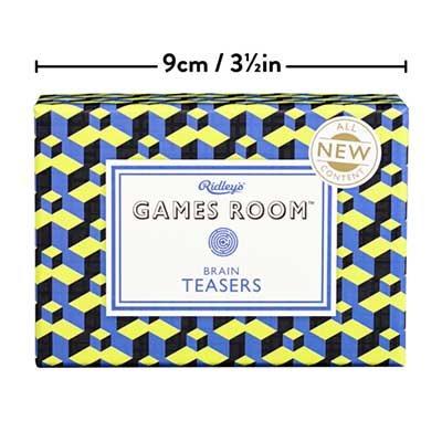 Games Room Brain Teasers V.2
