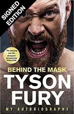 Behind the Mask: Signed Edition (Hardback)