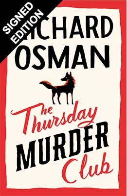 The Thursday Murder Club: Signed Exclusive Edition (Hardback)