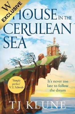 The House in the Cerulean Sea: Exclusive Edition (Paperback)