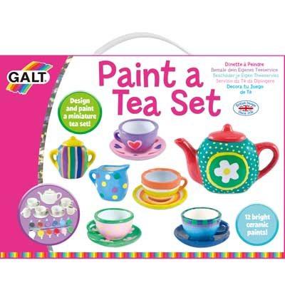 Paint A Tea Set