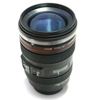 Camera Lens Mug Waterstones