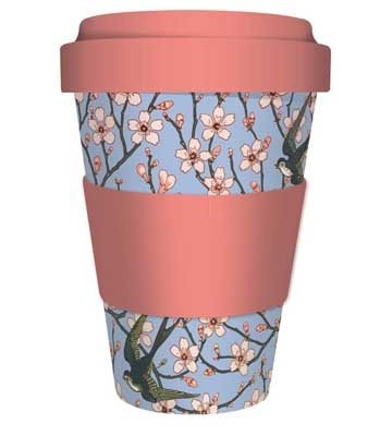 Almond Blossom Travel Mug