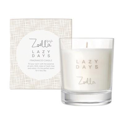 Lazy Days Fragranced Candle: Zoella Lifestyle Range
