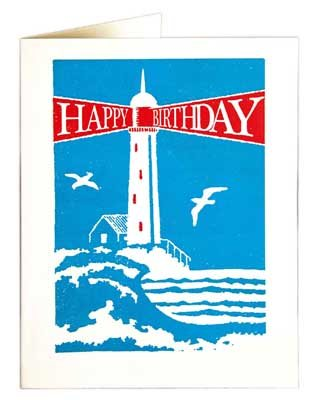 Birthday Lighthouse
