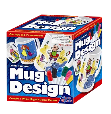 Create Your Own Mug Design
