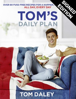 Tom's Daily Plan - Signed Edition