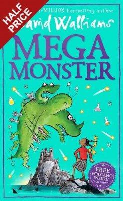 Megamonster (Hardback)