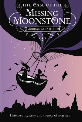 The Case of the Missing Moonstone: The Wollstonecraft Detective Agency - Wollstonecraft (Paperback)