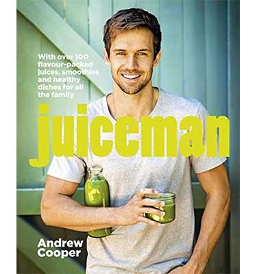 Juiceman: Over 100 healthy juice and smoothie recipes for all the family (Paperback)
