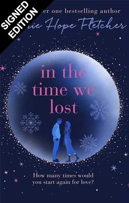 Cover of the book, In the Time We Lost.