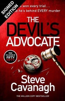 The Devil's Advocate: Signed Edition (Hardback)