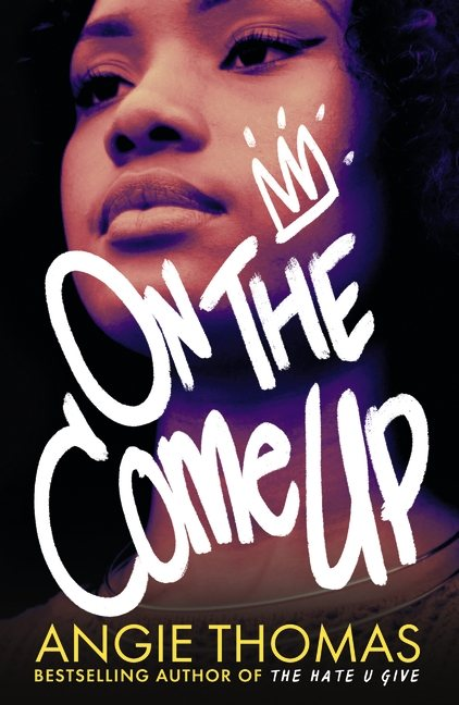Cover of the book, On the Come Up.