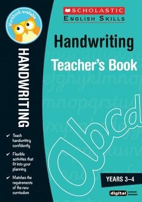 Handwriting Years 3-4 - Scholastic English Skills