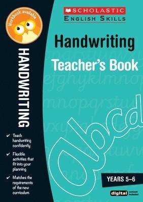 Handwriting Years 5-6 - Scholastic English Skills