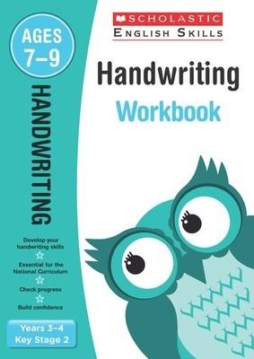 Handwriting Years 3-4 Workbook - Scholastic English Skills (Paperback)