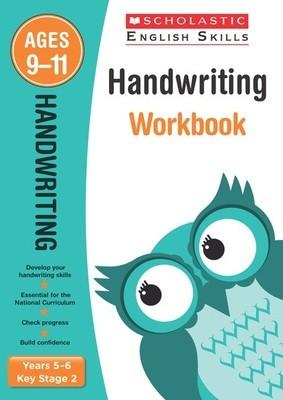 Handwriting Years 5-6 Workbook - Scholastic English Skills (Paperback)