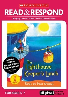 The Lighthouse Keeper's Lunch - Read & Respond (Paperback)