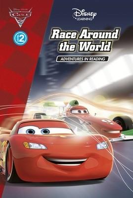 Cars 2: Race Around the World (Level 2) - Disney Learning (Hardback)