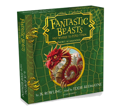 Fantastic Beasts and Where to Find Them (CD-Audio)