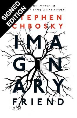 Cover of the book, Imaginary Friend.
