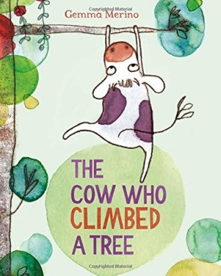 The Cow Who Climbed a Tree (Paperback)