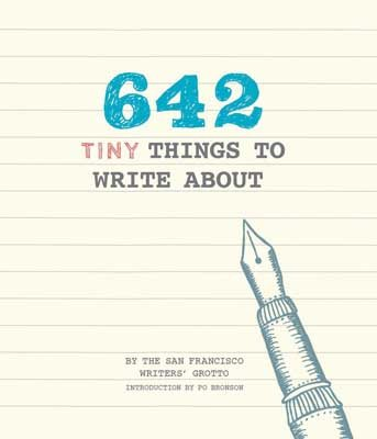 642 Tiny Things to Write About - 642