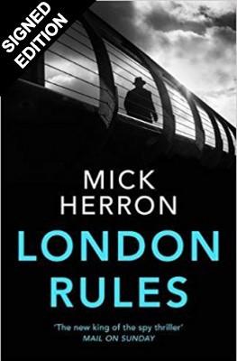 London Rules: Signed Edition (Hardback)