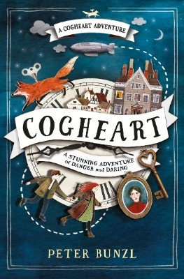 Cogheart - The Cogheart Adventures (Paperback)