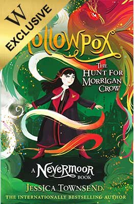Hollowpox: The Hunt for Morrigan Crow Book 3 - Exclusive Edition (Paperback)